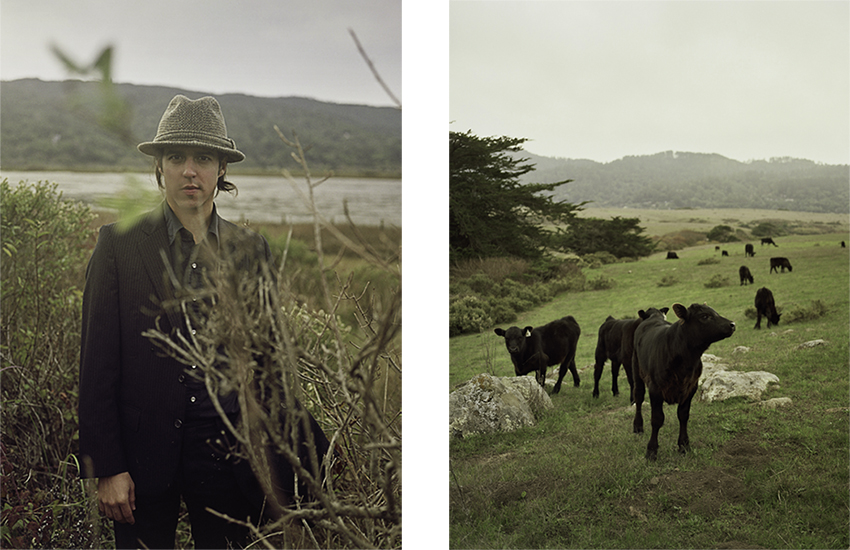 SONNY PETE, Photographed by Ryan Darcy in Marin County, CA. All Images © 2011, All Rights Reserved. Peter Arcuni of Birdmonster, on TheFADER Label.
